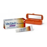 Perrigo Italia Srl Vectavir 1% Crema 1 Tubo Da 2 G