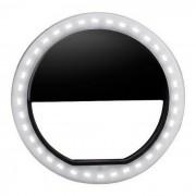 E-smart LED 3-Mode frio blanco luz de relleno para telefonos inteligentes