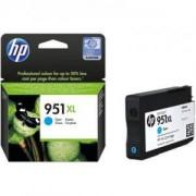 HP 951XL Cyan Officejet Ink Cartridge - CN046AE