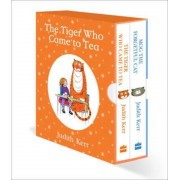 Tiger Who Came to Tea / Mog the Forgetful Cat, Hardcover