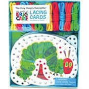 Very Hungry Caterpillar Lacing Cards, Paperback/Eric Carle