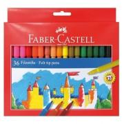 Faber Castell Hobby stiften gekleurd 36 stuks