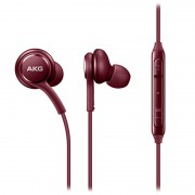 Samsung EO-IG955BR Earphones Tuned by AKG - Burgundy