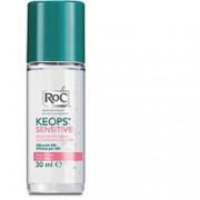 Johnson & Johnson Roc Keops Sensitive Deodorante Roll-On Da 30 Ml