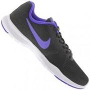 Nike Tênis Nike Flex Bijoux - Feminino - CINZA ESCURO