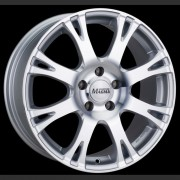 Jante aliaj 16 inch Magma Centero -silver 7X16 ET38 PCD 5/100