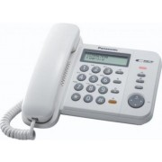 Phone, Panasonic KX-TS580FXW, White (1010026_1)