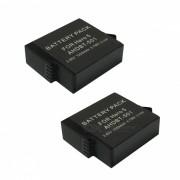 Ismartdigi 3.85V 1220mAh baterias del li-ion de 4.7Wh para el heroe 5 del gopro