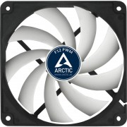 Ventilator za PC kućište Arctic F12 PWM Rev. 2.0 Crna, Bijela (Š x V x d) 120 x 120 x 25 mm