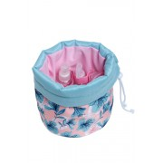 Travel Pouch - Flower - Womens