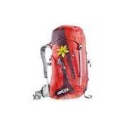 Mochila Esportiva de Viagem Act Trail 28 Litros SL Vermelha - Deuter