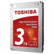 Tvrdi disk Toshiba HDD 3TB, 7200rpm, 64MB TOS-HDWD130UZSVA