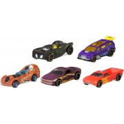 Hot Wheels Spielzeug-Auto »5er Pack Color Shifters«, (Set, 5-tlg)