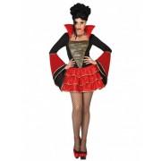 Vegaoo Sexy vampier Halloween kostuum voor vrouwen M / L