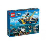 LEGO (LEGO) City seabed survey boat 60095