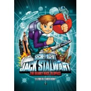Secret Agent Jack Stalwart: Book 9: The Deadly Race to Space: Russia, Paperback