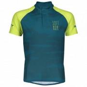 Scott - Kid's Shirt Junior RC Team S/Sl - Maillot vélo taille 128, bleu/turquoise