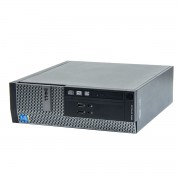Dell Optiplex 3010 Intel Pentium Dual Core G2030 3.00 GHz, 4 GB DDR 3, 250 GB HDD, DVD-ROM, Desktop, Windows 10 Pro