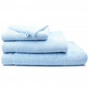The One Towelling The One Handdoek 450 gram 50x100 cm Licht Blauw