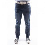 Cars Jeans Blackstar Coated Harlow Wash - Zwart - Size: 36/36