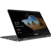 Laptop Asus ZenBook Flip UX461UN-E1006T 14 inch FHD Touch Intel Core i5-8250U 8GB DDR4 256GB SSD nVidia GeForce 150MX 2GB Windows 10 Home Slate Grey