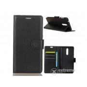 Gigapack preklopna korica za Nokia 5.1, crna