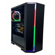 Calculator Gaming Intel Core i7 4790, 16GB DDR3, SSD NVME 480GB+1TB HDD, 2xSapphire Radeon RX 580 NITRO+ 4GB GDDR5 256-bit, CrossFire