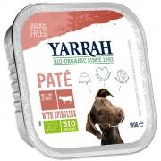 12х150г Wellness Bio Yarrah, пастет за кучета - био пуешко с био алое вера