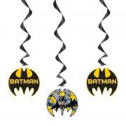 Batman 3x Batman thema rotorspiralen versiering