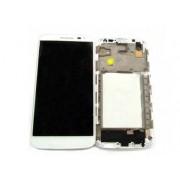 Дисплей + Tъч скрийн за LG G2 Mini D620 Бял