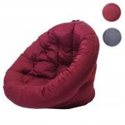 Sitzkissen HWC-D69, Sitzsack Matratze Sitzgelegenheit Lounge Kissen, multifunktional 75x115x90cm ~ Variantenangebot