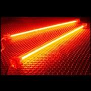 Set 2x neon catod rece Revoltec RM124 Red, 30cm