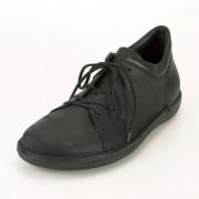 Halfhoge schoen, zwart 46