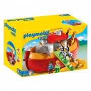 Playmobil 1.2.3 arca di noè portatile 6765
