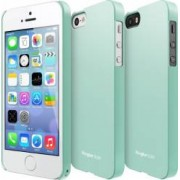 Skin Ringke Slim iPhone 5 5S Mint + Folie