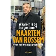 Nieuw Amsterdam Waarom is de burger boos? - Maarten van Rossem - ebook