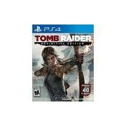 Game - Tomb Raider: Definitive Edition - PS4