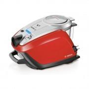 Bosch BGS5335 Aspirapolvere a Cilindro 3Lt 800W Nero Rosso Argento
