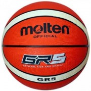 Баскетболна топка BGR5-OI, Molten, 432-BGR5-OI