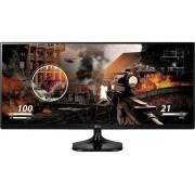 "Monitor Gaming IPS LED LG 29"" 29UM58-P, Ultra Wide (2560 x 1080), HDMI, 5 ms (Negru)"