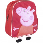 Peppa piros hátizsák