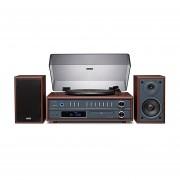 Sistema de Audio con Tornamesa Teac LP-P1000-CH con Reproductor de Cd
