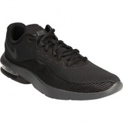Nike Men's Air Max Adv Black Sports Shoe