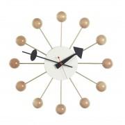 Vitra Ball Clock Klok Naturel