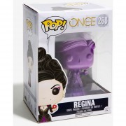 Funko Pop Regina Exclusiva Sticker Once Upon A Time Purple