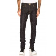 Fear of God Selvedge Paneled Denim in Blue. - size 31 (also in 28,29,30,32,33,34,36)