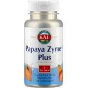 KAL Papaya-Zyme Plus - 100 Kautabletten