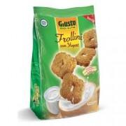 Giuliani Giusto Senza Glutine Frollini Con Yogurt 300 G