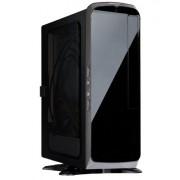 CASE, In Win BQ660, slim Mini-ITX, 3-in-1 Card Reader, eSATA /150W PSU/ (BQ660.AD150PU3HAC.B)