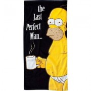 United Strandtuch Simpsons The Last Perfect Man 75 x 150 cm